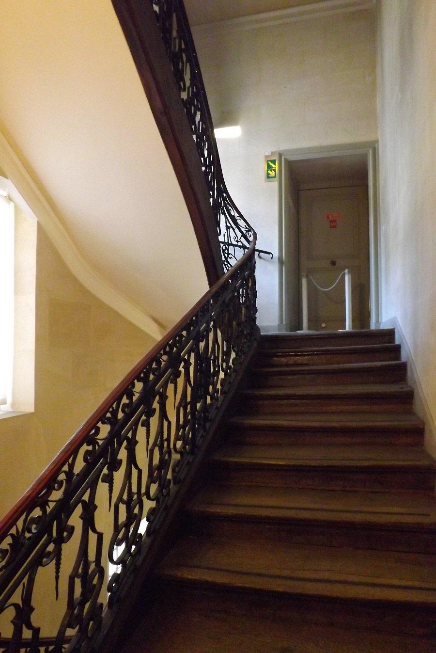 escalier hotel donon 2