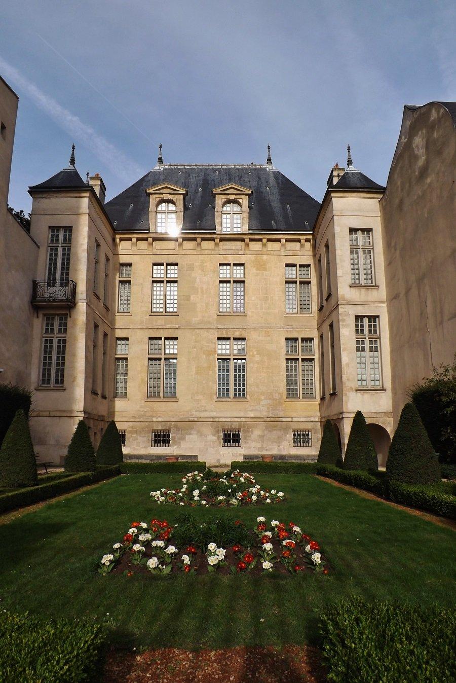 façade jardin hotel donon
