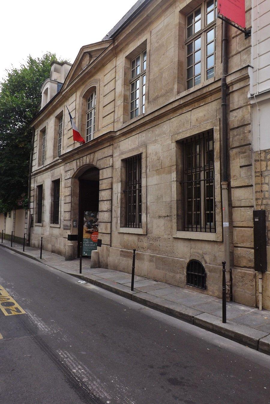 musée cognacq jay hotel donon