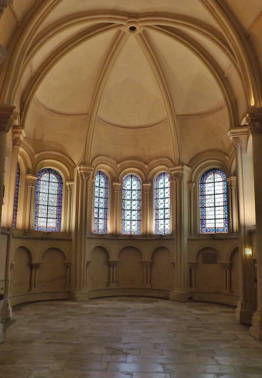 chapelle d'axe